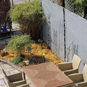 Garten Moy Balkon Sichtschutz Aus Bambus Oder Kunststoff