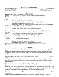 resume for your second sle 2nd year resumes