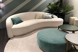 Modern, Curved, Sofa