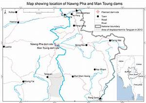 Meeting About Salween Dams Troubles Shan Communities