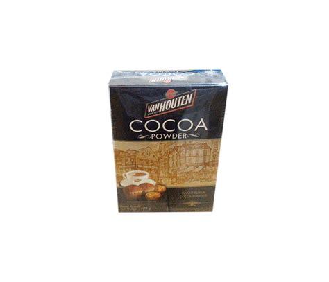 jual coklat bubuk van houten  gr grosir murah