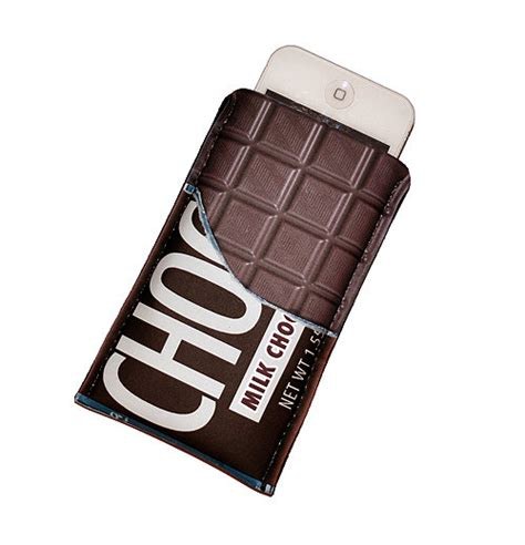 chocolate iphone iphone 4 chocolate bar cell phone fits iphone