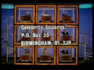 Celebrity Squares ATV 1976 YouTube