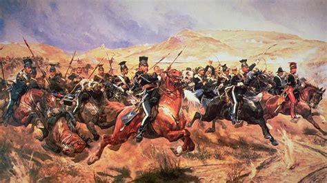 charge of the light brigade war in war fact beats fiction the australian