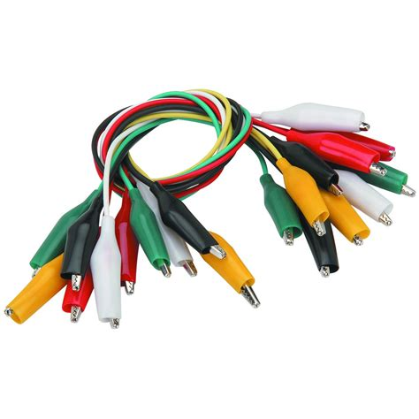 18 in. Low Voltage Test Leads