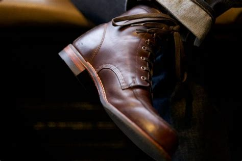 All You Need To Know About The Types Of Leather Shoes