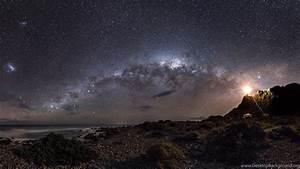 Galaxy Space Starry Sky Stars Wallpapers Desktop Background