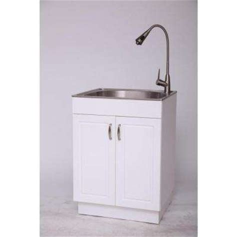 stainless steel utility sinks the home depot