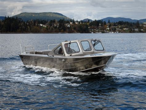 Aluminum Boats Canada by 19 Jet Boat The Ultimate River Boat Aluminum Boat By