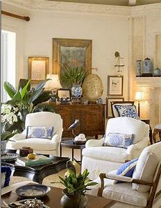 Exclusive, Traditional, Living, Room, Ideas