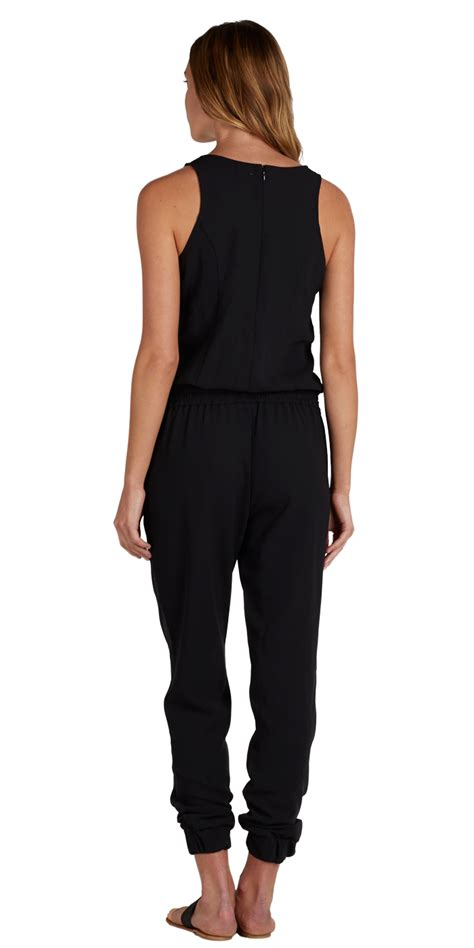 joie jumpsuit joie laileh jumpsuit in black lyst