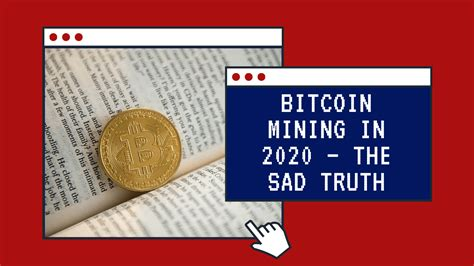 The new and best way to claim your free bitcoin, from the creators of the longest running. Bitcoin Mining in 2020 - The Sad Truth - Napster's Quest