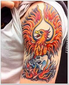 Best Tattoo Design Ideas: Some Example Of Phoenix Tattoo ...