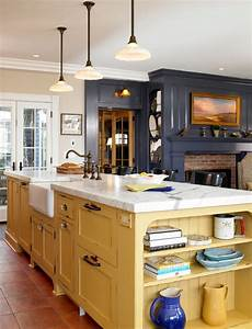 Maine cottage colors traditional kitchen new york for Kitchen colors with white cabinets with nyc sticker printing