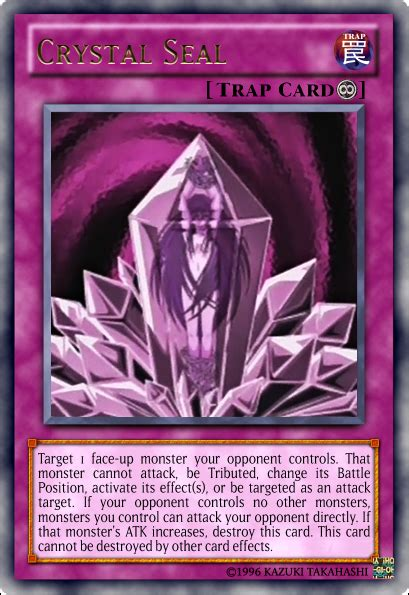 crystal seal  cardhunter  deviantart