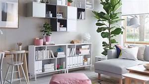 Ikea Meuble Salon : d co murale salon ikea ~ Teatrodelosmanantiales.com Idées de Décoration