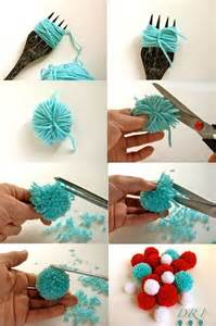 Diy fork pom poms pictures photos and images for facebook tumblr twitter