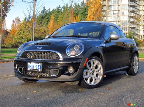 2012 Mini Cooper Review by 2012 Mini Cooper S Coup 233 Car Reviews Auto123