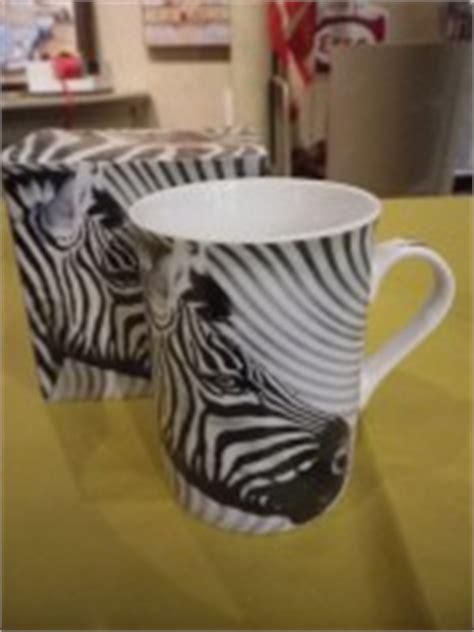 mug animal sauvage zebre