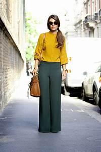 d8348673c0ef 7 Stylish Ways to Wear the Mustard Trend u2013 Glam Radar. Vans Shoes  Outfits Men