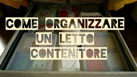 Come Costruire Un Letto Contenitore by Come Fare Un Letto Contenitore Letto Con Contenitore