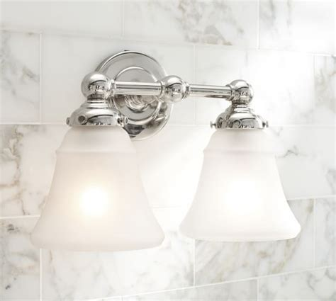 pottery barn bathroom wall lights sussex sconce pottery barn