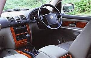 Car Design News: ssangyong rexton interior