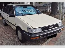 1988 Toyota Corolla Avante 16 GLE Cars for sale in