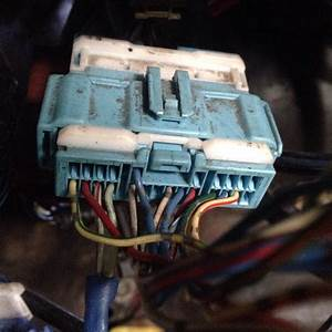 98 Civic  Help With Connector Wires