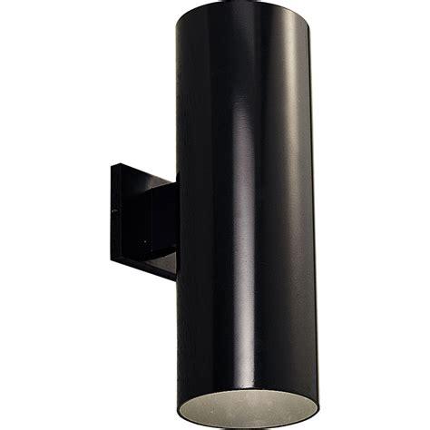 progress lighting p5642 31 cylinder outdoor wall mount fixture
