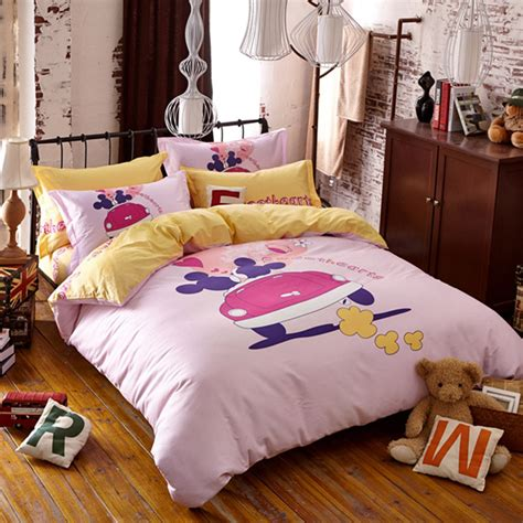sweethearts mickey and minnie bedding set ebeddingsets