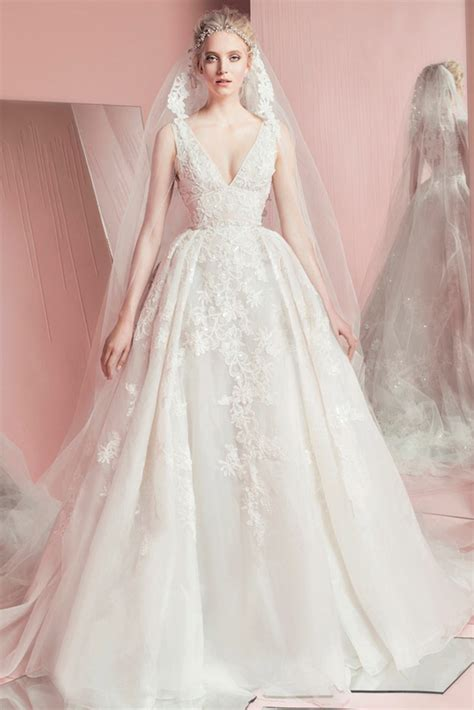 Zuhair Murad Spring 2016 Bridal Collection  Belle The. Tulle Ball Gown Wedding Dress Cheap. Designer Wedding Dresses Made In China. Wedding Guest Dresses Ross. Chiffon Hippie Wedding Dresses. Ivory Or Gold Wedding Dresses. Wedding Guest Dresses Plus. Indian Wedding Gowns London. Blue Wedding Dresses Uk