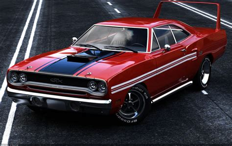 American Muscle Cars ~ Best Automotives