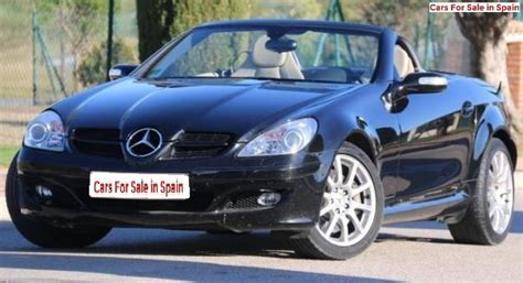 New contactless services to help keep you safe. 2007 Mercedes-Benz SLK350 Sport Cabriolet automatic convertible sports - Cars for sale in Spain