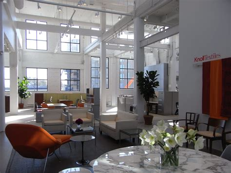 knoll showrooms michael penney archinect