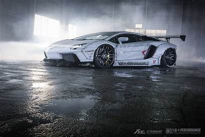 Lamborghini Aventador Liberty Walk Zero Fighter Lb