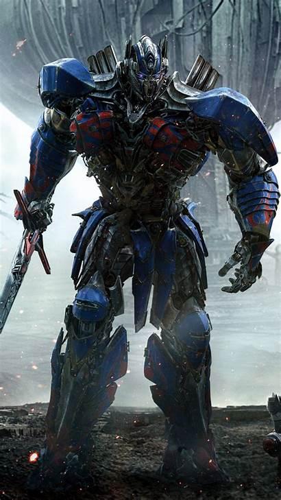 Transformers Knight Last Prime Optimus Wallpapers Bumblebee