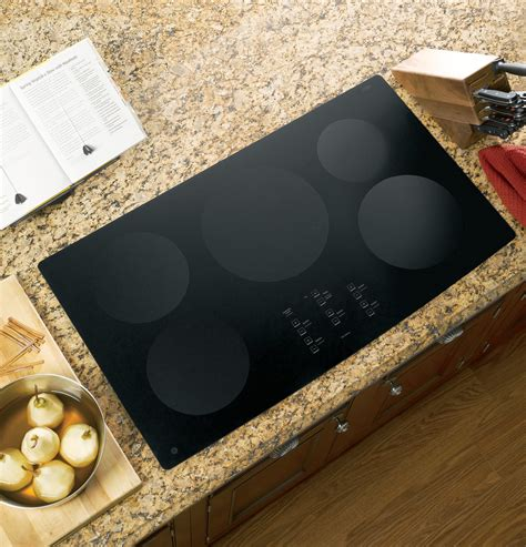 ge profile series  electric induction cooktop phpdmbb ge appliances