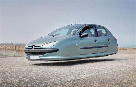 Auto Futuro Volanti by Designer Produz Fotografias De Carros Antigos Voadores