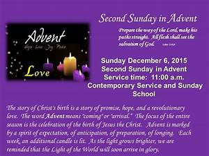 Second Sunday Of Advent Wreath Clipart