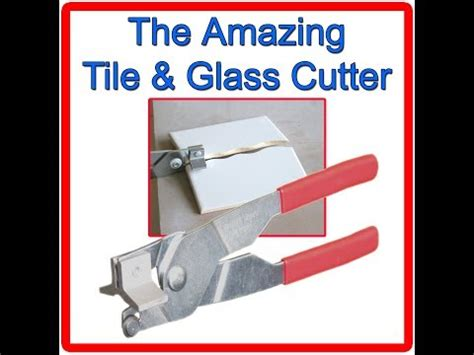 cutting glass mosaic tile with saw how to cut shapes in tile without a wetsaw