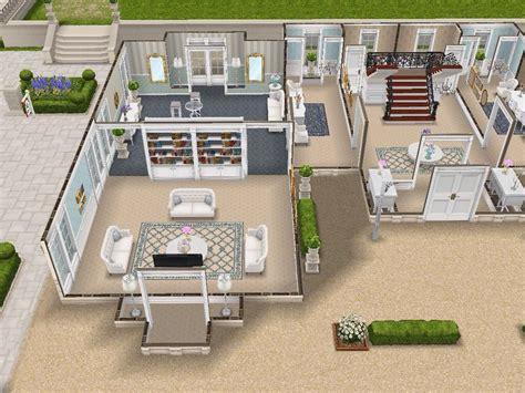 sims freeplay floor plans