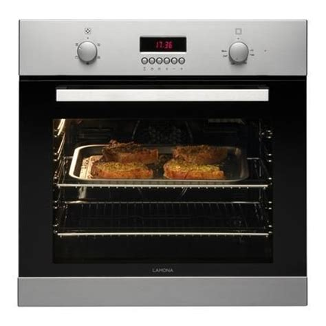 Lam3404 Lamona Single Fan Oven  New Kitchen  Pinterest
