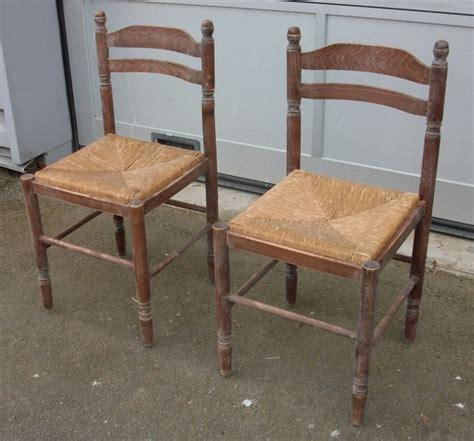 chaises paill 233 esart 233 b 232 n