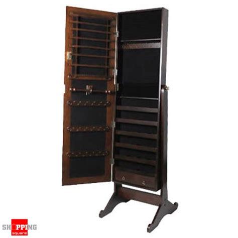 full length mirror jewellery cabinet mirror jewellery cabinet box full length wooden mirrored