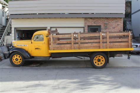 gmc  ton stakeside gmc trucks  sale