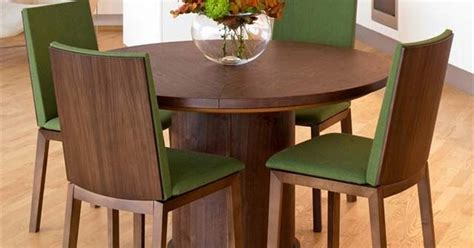 modern expandable  dining table ayanahouse