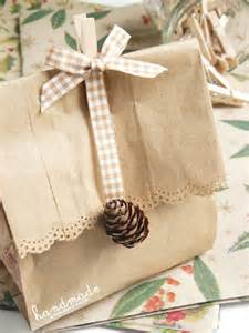 Fall Wrapping Paper Ideas