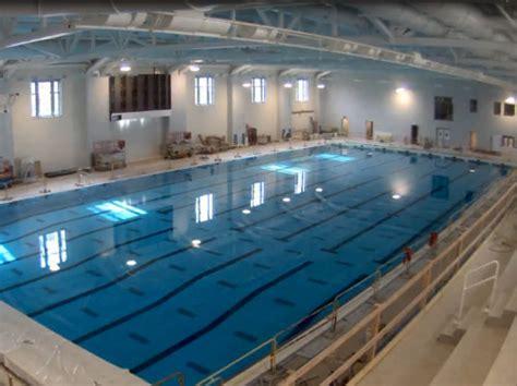 nelson fitness center interior  facilities