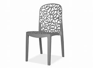 Mobilier Jardin Pas Cher : chaise de jardin design pas cher mobilier fermob soldes ~ Melissatoandfro.com Idées de Décoration